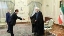 روحانی به سفیر کره جنوبی: داراییهای توقیفشده ایران را آزاد کنید