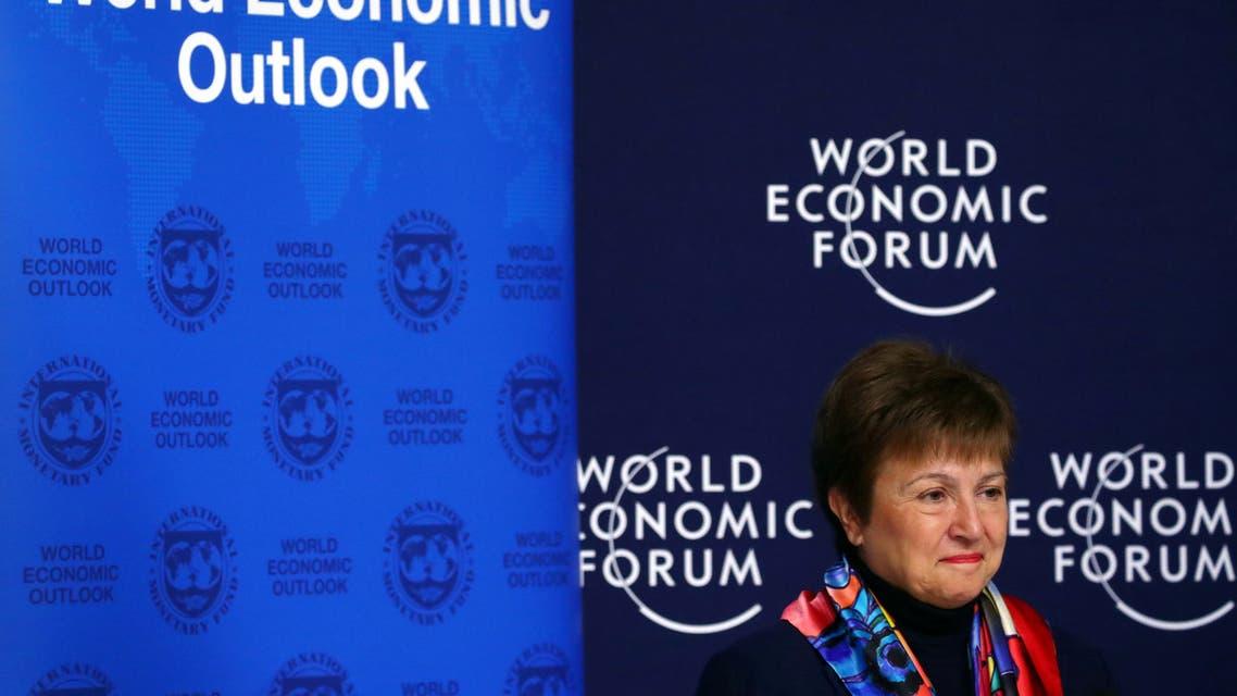 كريستالينا غورغيفا مديرة صندوق النقد الدولي