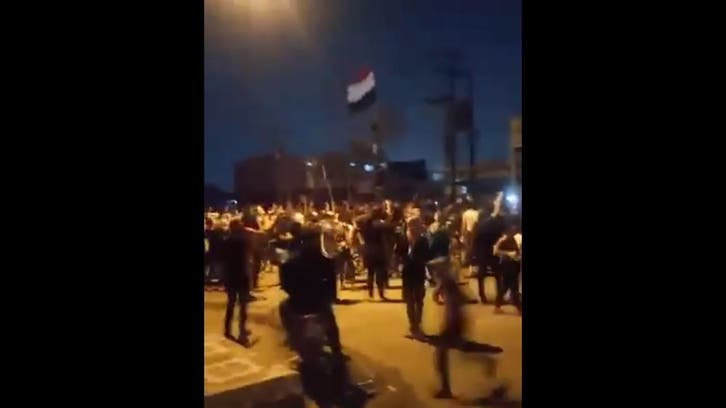 ایران میں قلتِ آب کے خلاف مظاہرے جاری، تہران میں نظام مخالف نعرے بازی