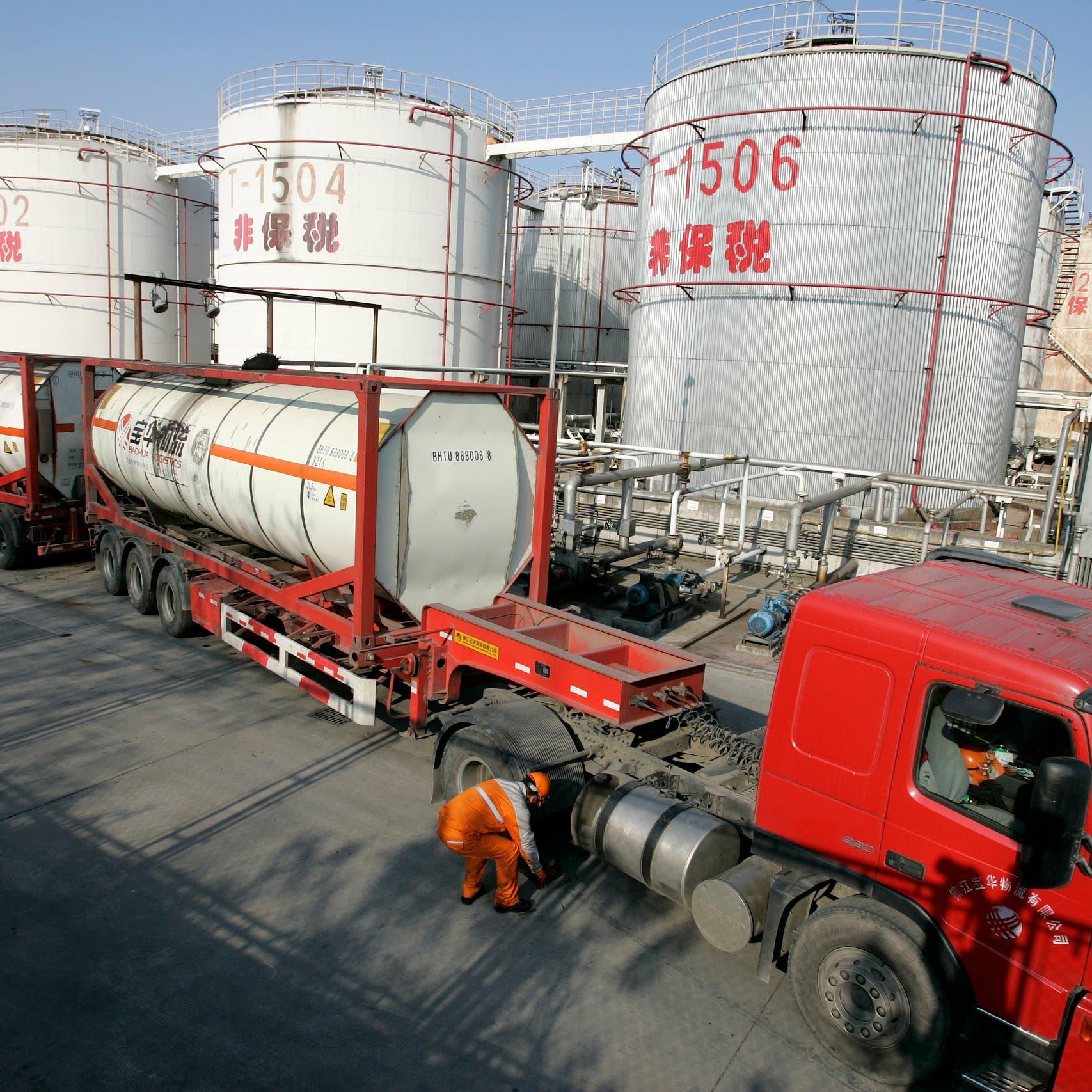 في تحرك غير مسبوق.. الصين تلجأ لاحتياطيات النفط لتهدئة الأسعار