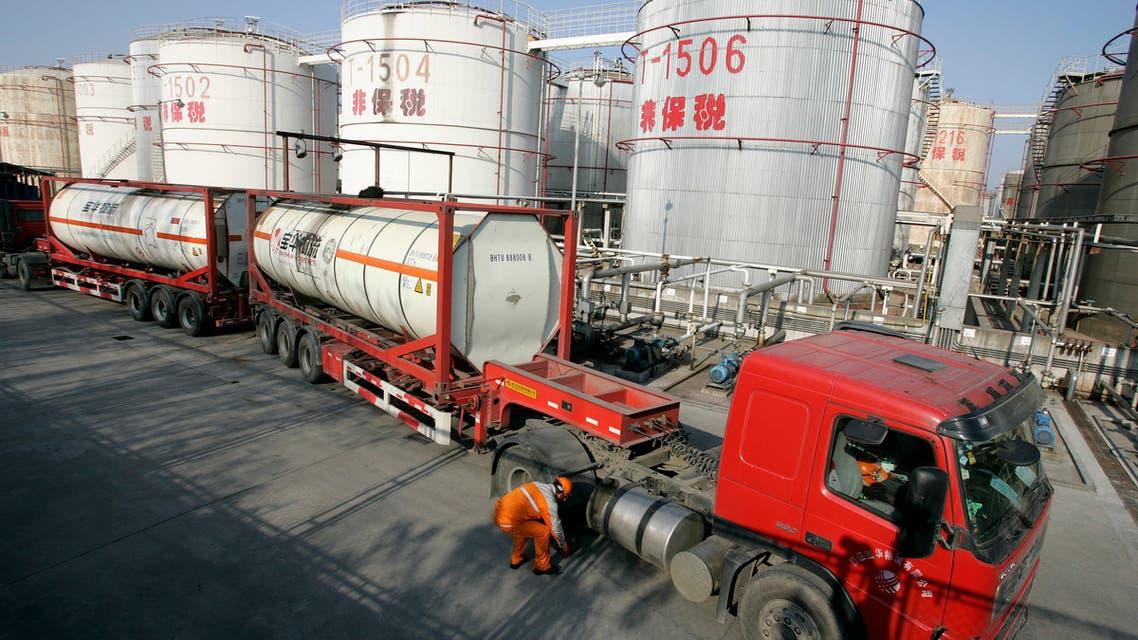 منشأة للطاقة في الصين