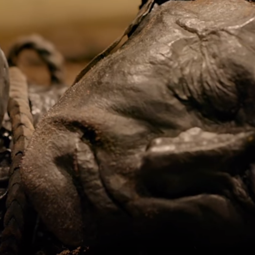 لغز ابتسامة رجل قتل شنقا قبل 2400 عام