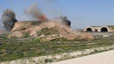 اسرائیل پایگاه نظامی رژیم سوریه را در «حمص» بمباران کرد