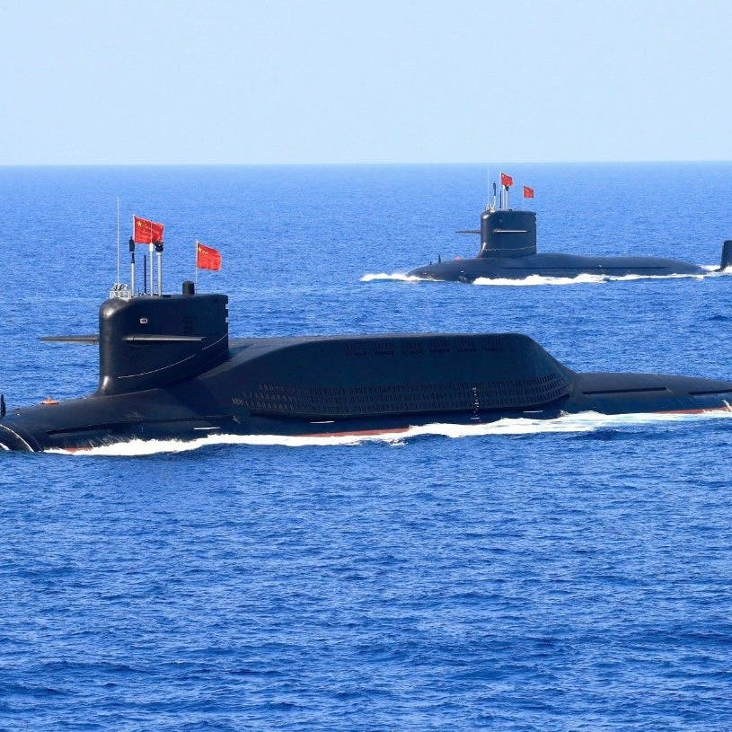 """إعلان صيني يهدد بحرية أميركا.. غواصات نووية """"صامتة"""""""