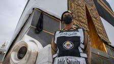 رجال الأمن في الحج .. يد حانية وعين ساهرة