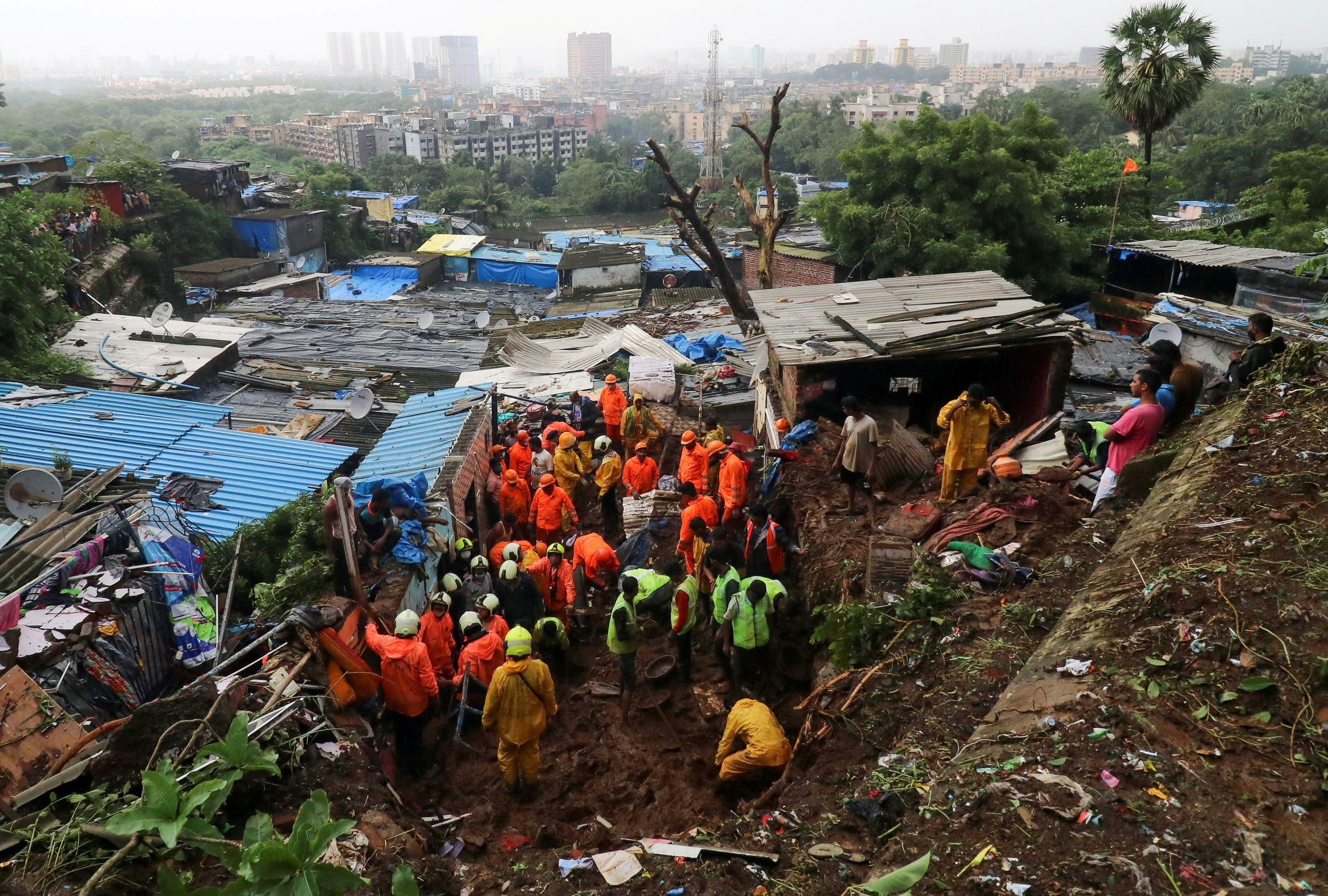 من مومباي (أرشيفية من رويترز)