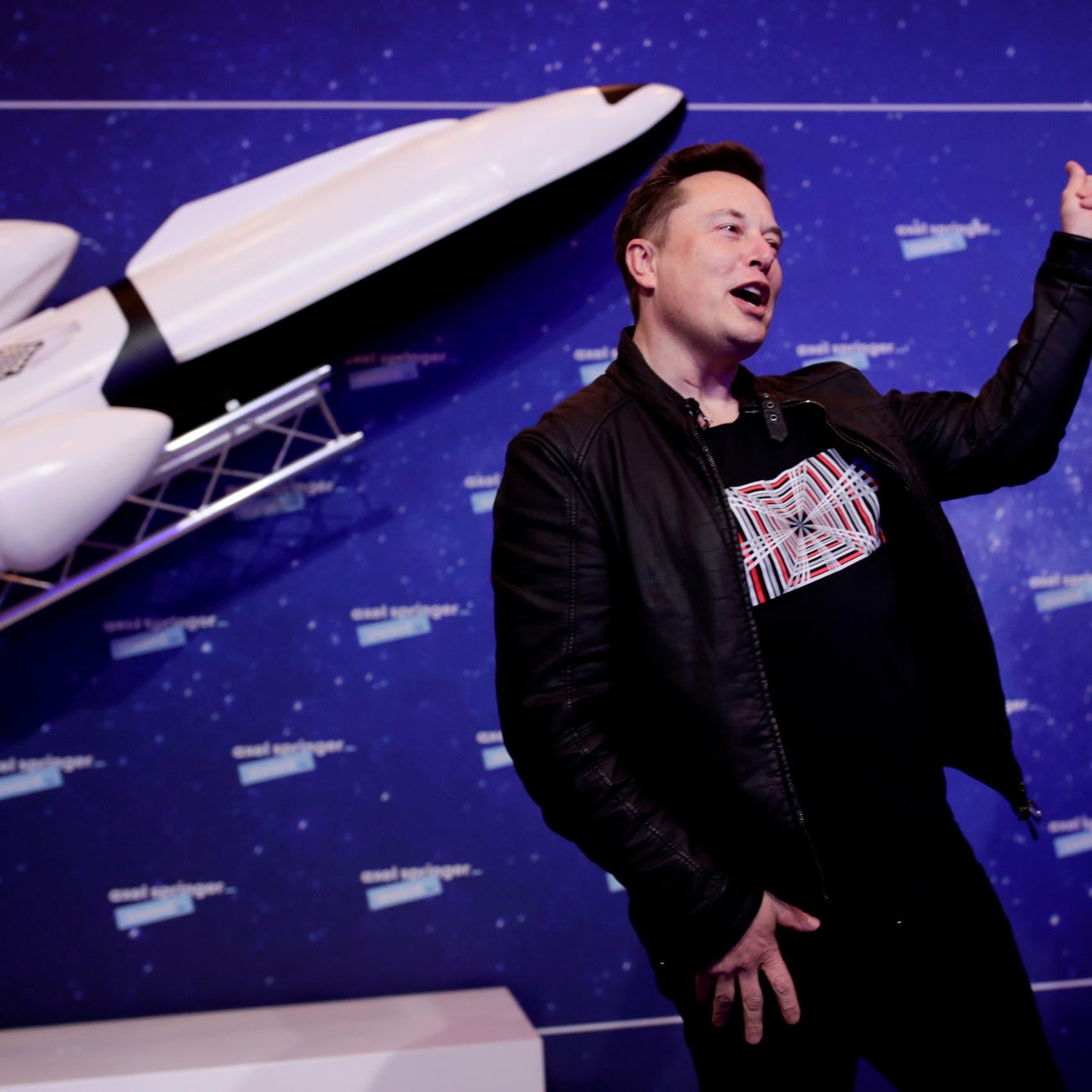 إيلون ماسك يكشف5 استثمارات جعلته ثاني أغنى شخص على وجه الأرض