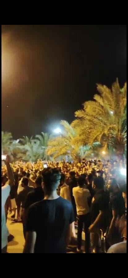 احتجاجات الأهواز