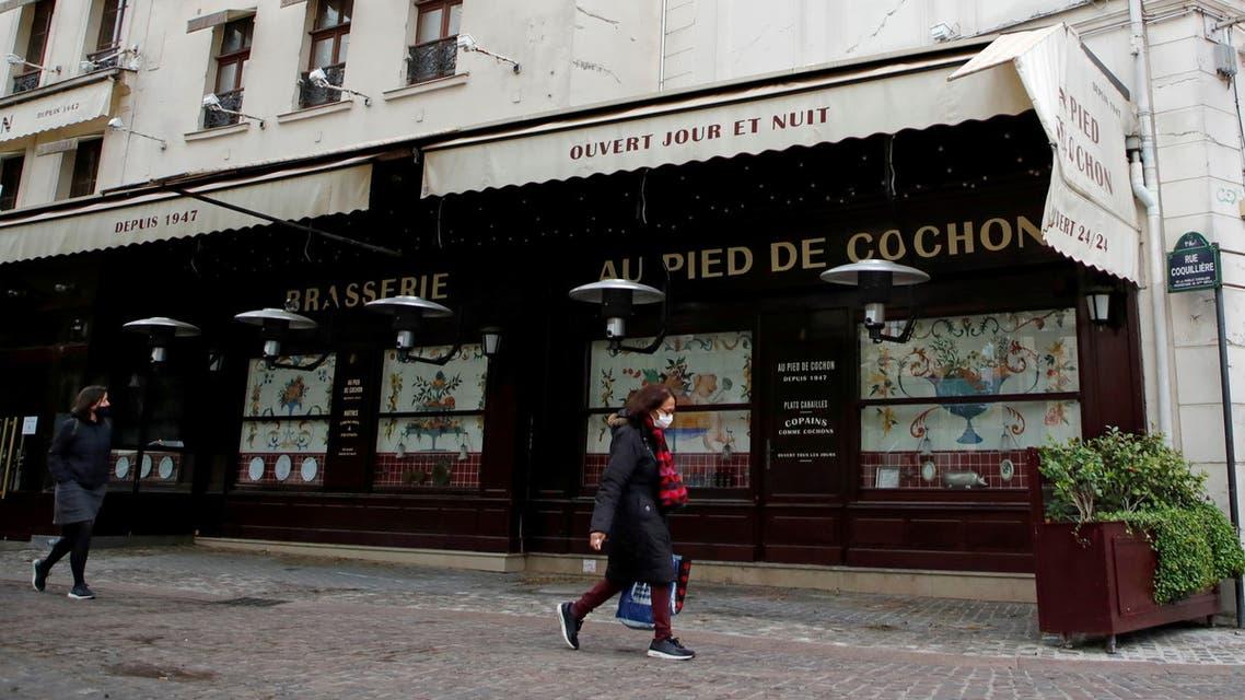 باريس (رويترز)