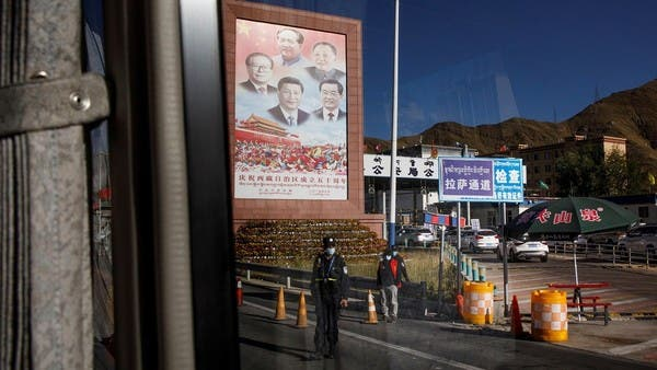 Chinese President Xi in rare visit to Tibet, first time as president