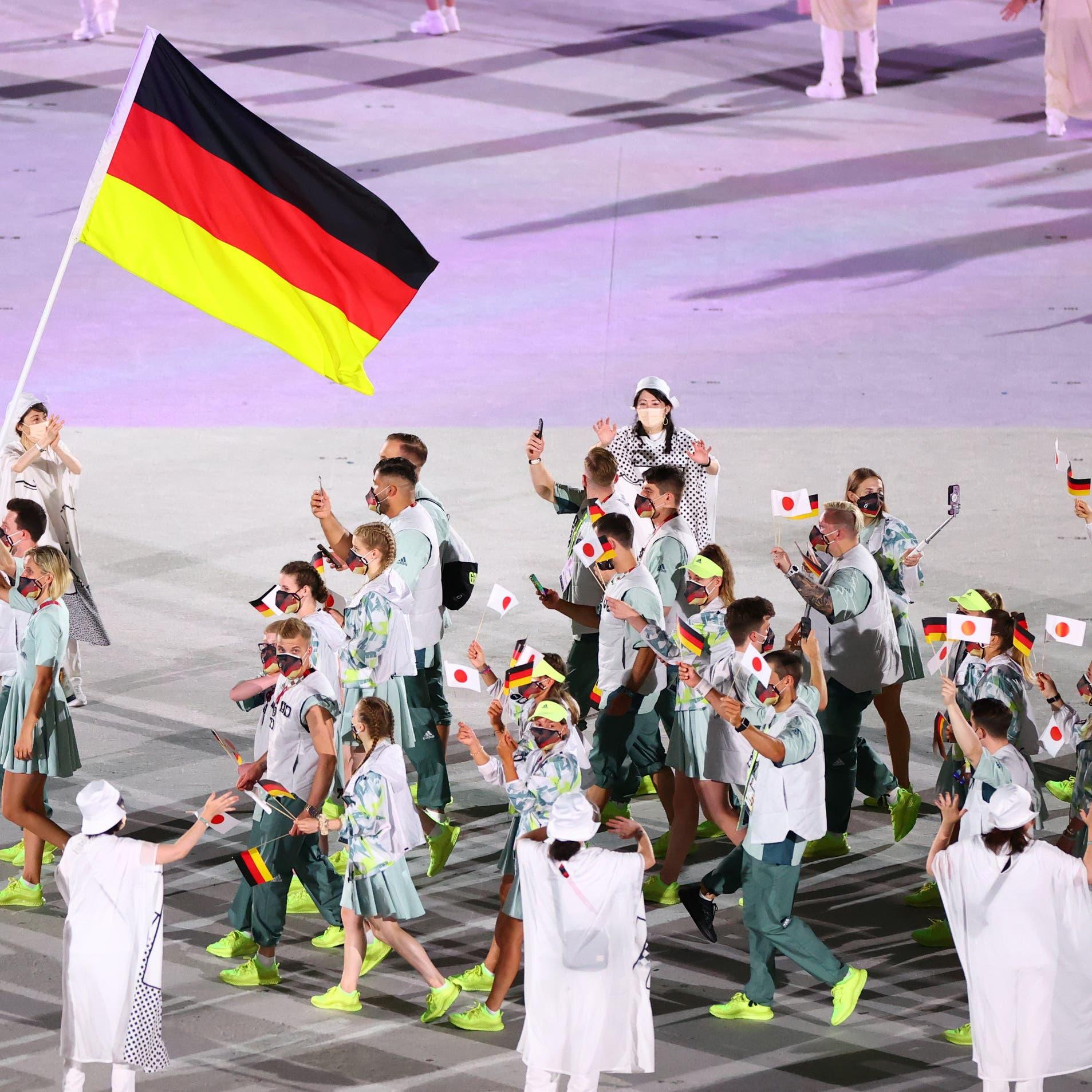 انتقادات لاذعة لزي الفريق الألماني الأولمبي