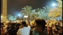 نهمین شب اعتراضات خوزستان؛ قطع برق و اينترنت و تهديد معترضين