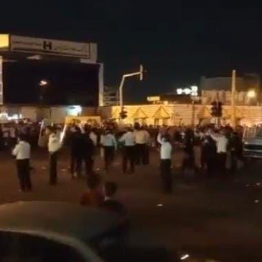 إيران تعتقل متظاهري الأهواز.. وتنقلهم لجهات مجهولة