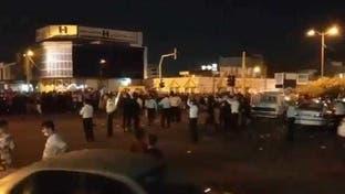 الاحتجاجات تمتد.. هتافات ضد خامنئي قرب طهران