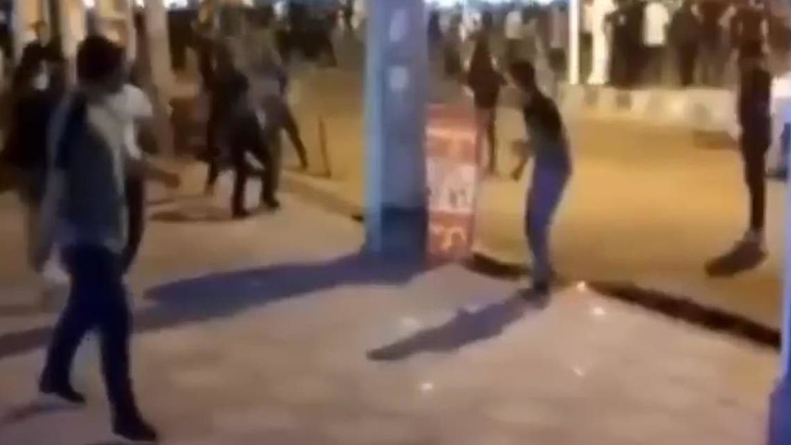 تجمع اعتراضی در اهواز