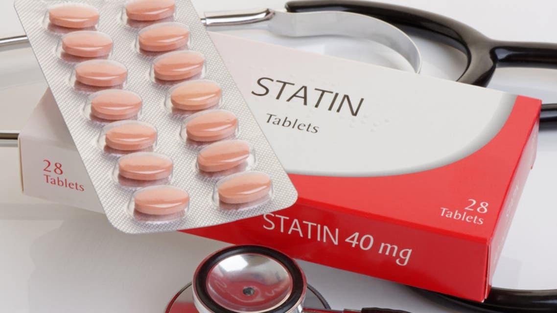 دواء الستاتين (آيستوك)