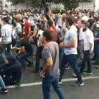 دهمین روز اعتراضات خوزستان؛ تظاهرات آذربایجانیها در تبریز برای همبستگی 