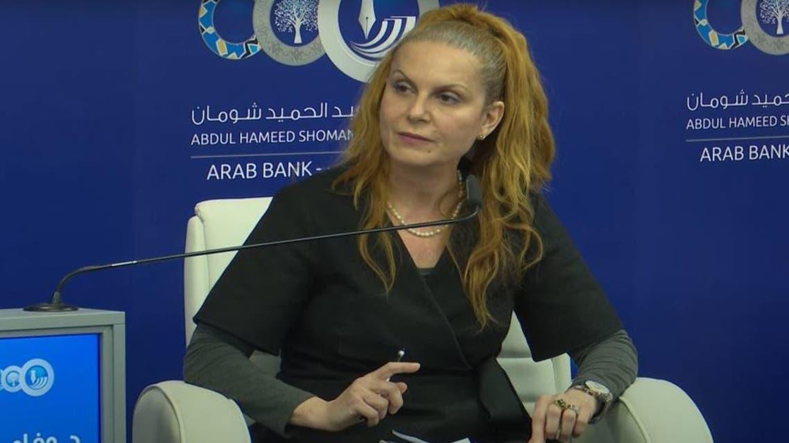 وفاء الخضراء (مؤسسة عبدالحميد شومان)