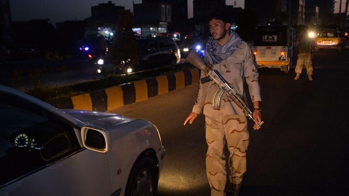 سربازان افغان در کابل