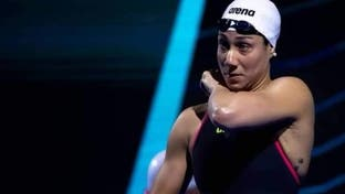 سباحة مصرية بأولمبياد طوكيو طلبت الدعاء.. ردود غريبة