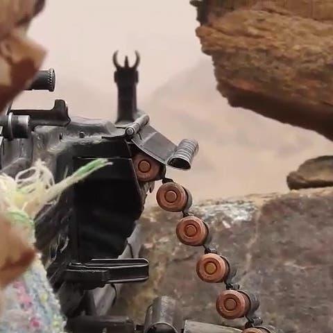 الجيش اليمني يحبط عدة هجمات وتحركات حوثية في مأرب