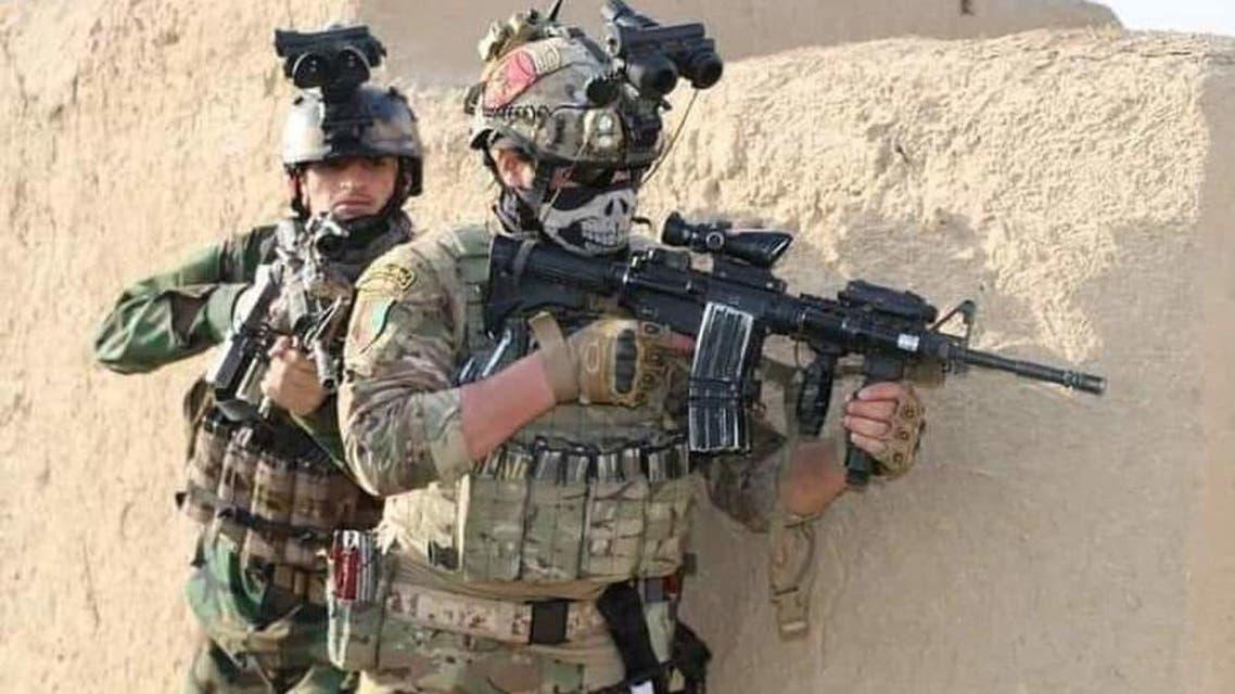 سربازان افغان