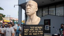 After vandalism, NYC George Floyd statue cleaned, will move