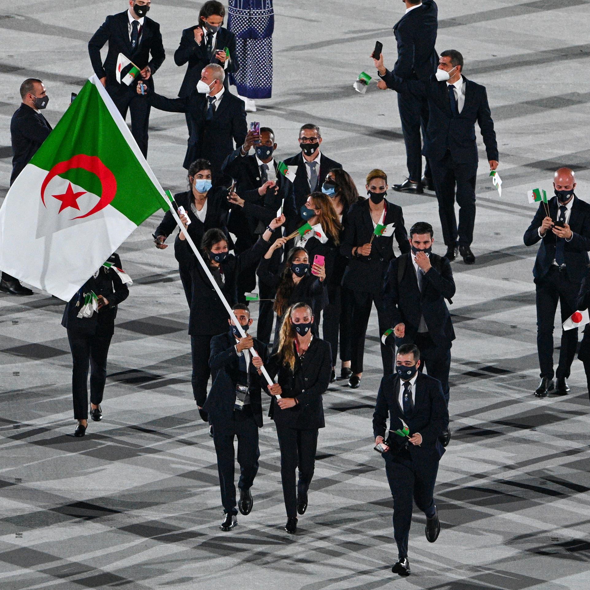 كورونا يضرب البعثة الجزائرية في أولمبياد طوكيو