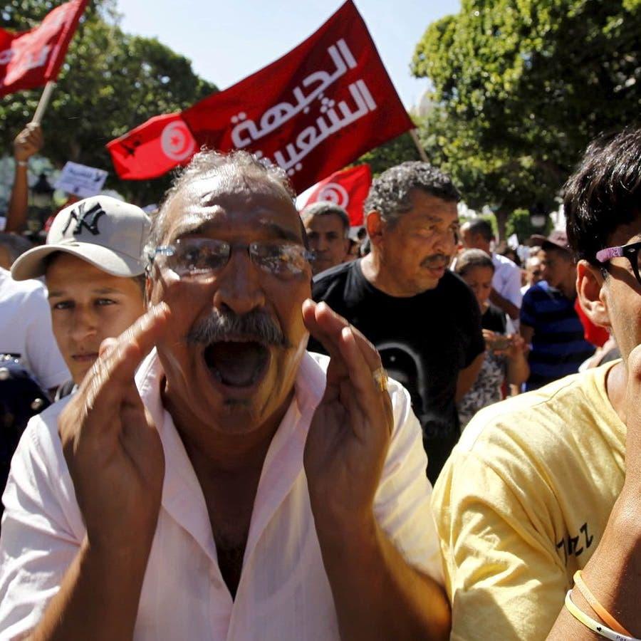 تونس.. السلطات تغلق مداخل العاصمة وتنشر الشرطة لمنع مظاهرات ضدها