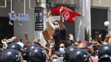 Leading Ennahda figure attacks Al Arabiya, Al Hadath over Tunisia protests coverage