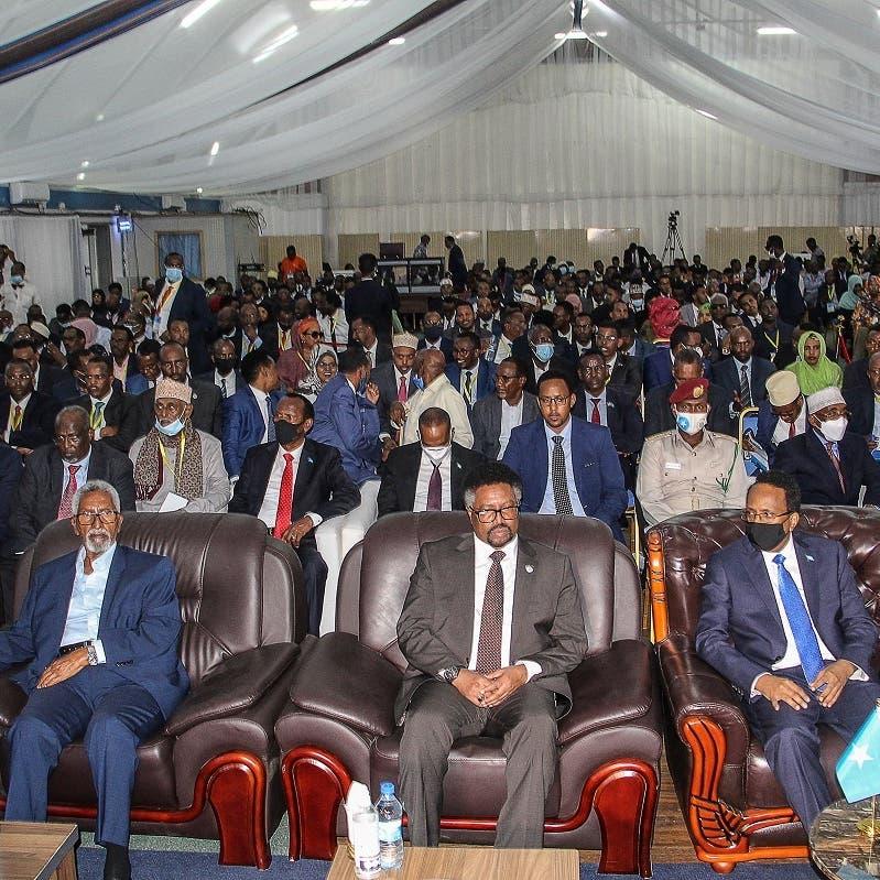 Somalia's regional leaders urge end to power struggle