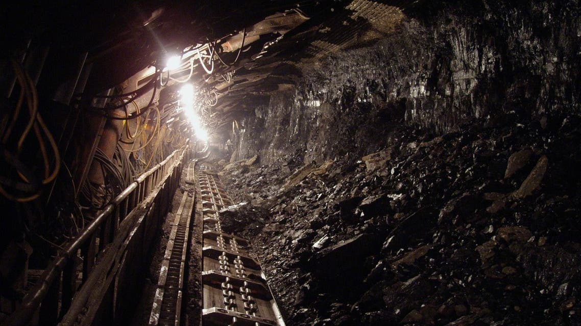 A stock image depicting a coal mine. (Pixabay)