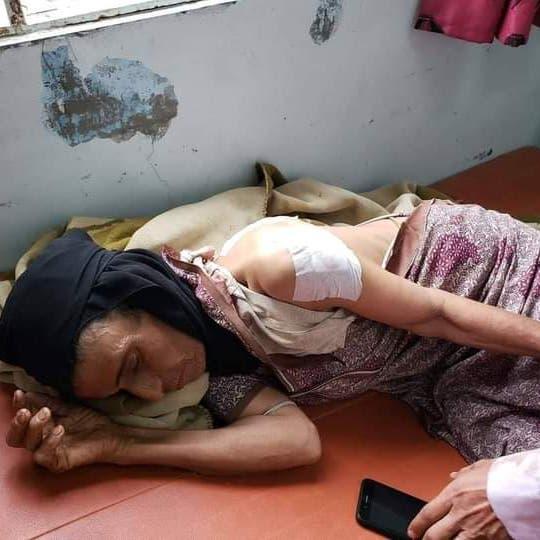 بينهم نساء وأطفال.. قذائف الحوثي تستهدف المدنيين في تعز