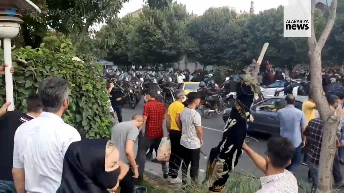 Protests break out in Iran's Tabriz in support of Khuzestan demonstrations