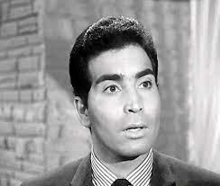 الفنان القدير حسن يوسف في شبابه