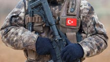 Two Turkish soldiers killed in attack in northern Syria