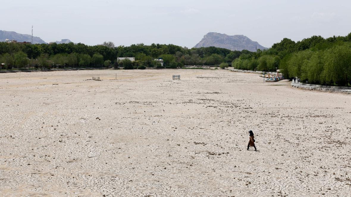 الجفاف يضرب مناطق شاسعة في إيران