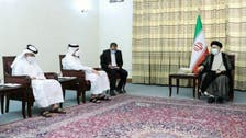 Qatar's foreign minister in Iran just days after visiting Washington