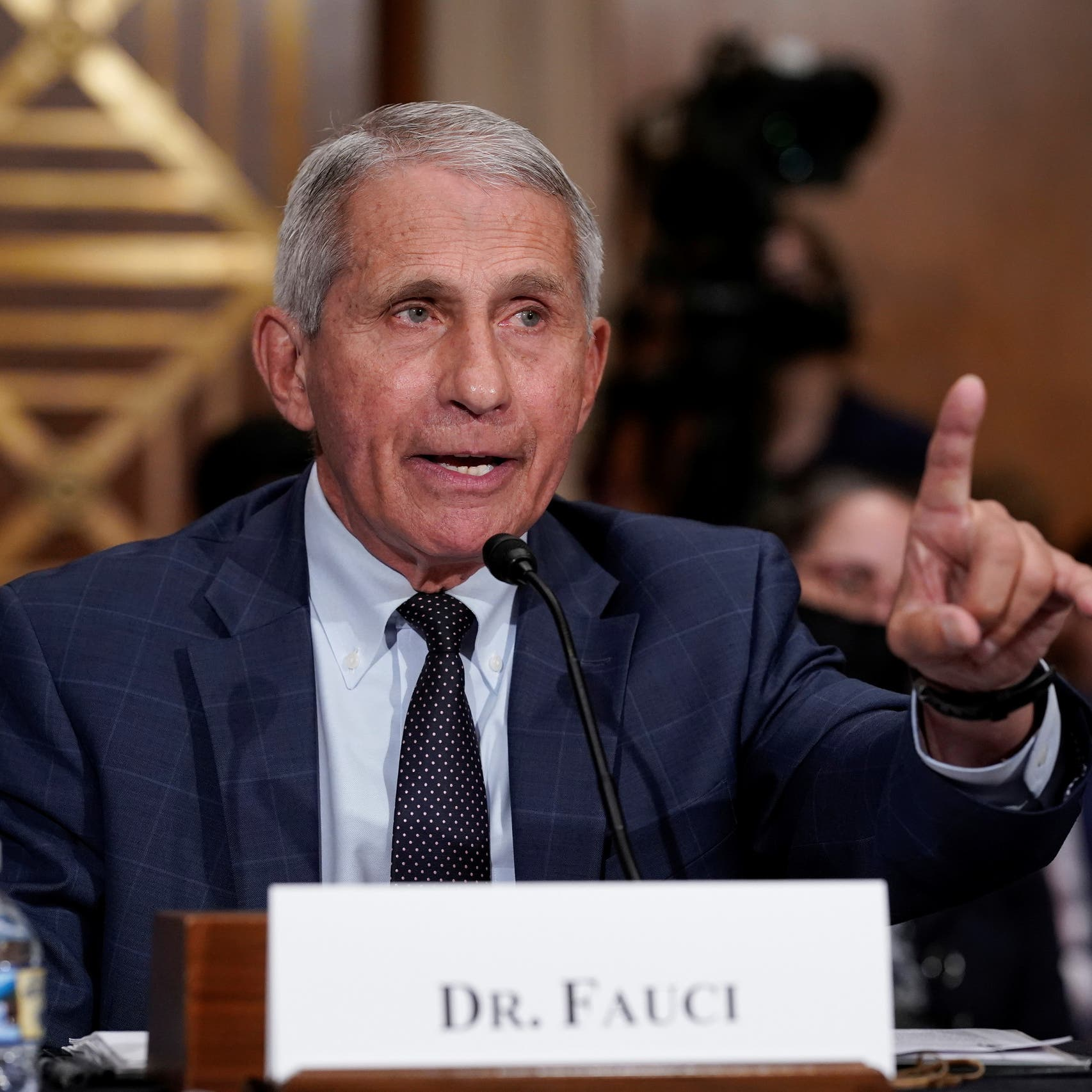 Booster shot will be recommended for weakened immune systems, says Dr. Fauci