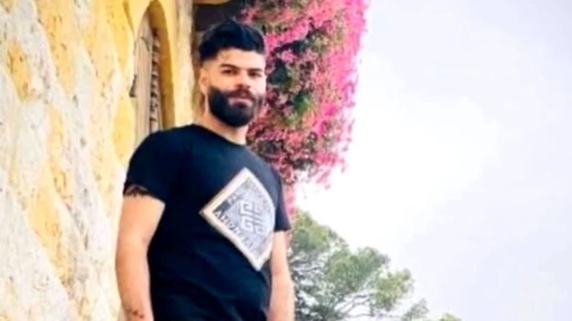 الناشط الحقوقي الشاب علي كريم