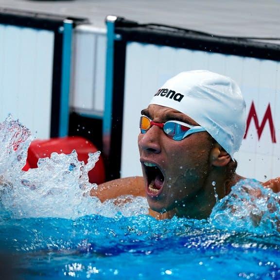 شاهد المفاجأة التي شعر بها أول عربي فاز بذهبية في طوكيو