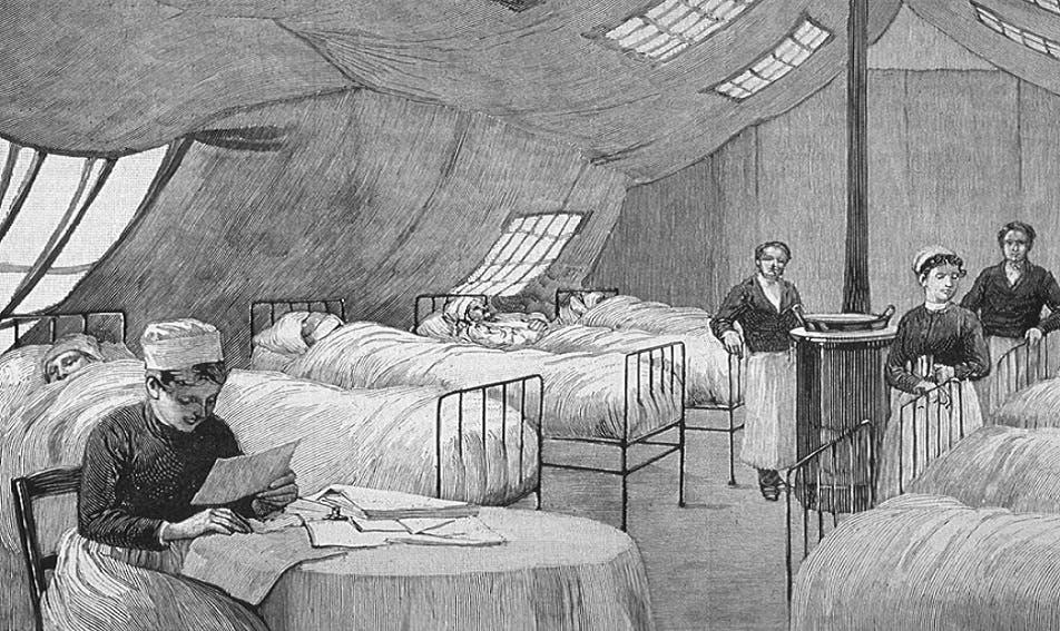 جائحة 1890 لم تكن بسبب الانفلونزا الروسية، بل بسبب كورونا الذي ظهر ذلك العام في الأبقار وقفز منها الى البشر