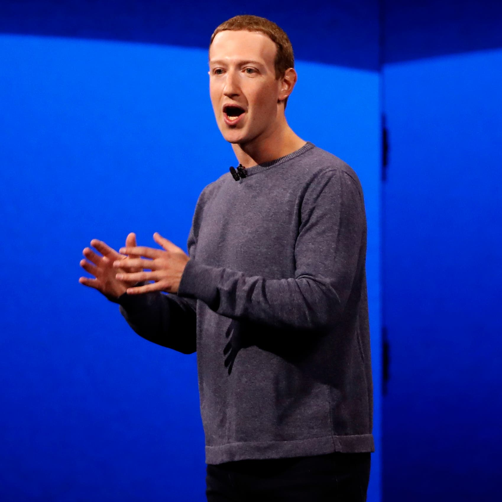 'Bring the metaverse to life': Zuckerberg reveals big plans for Facebook's future
