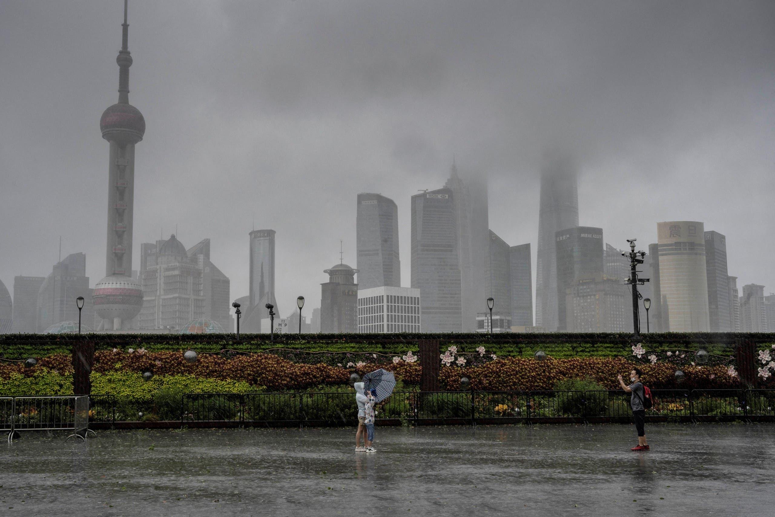 from shanghai