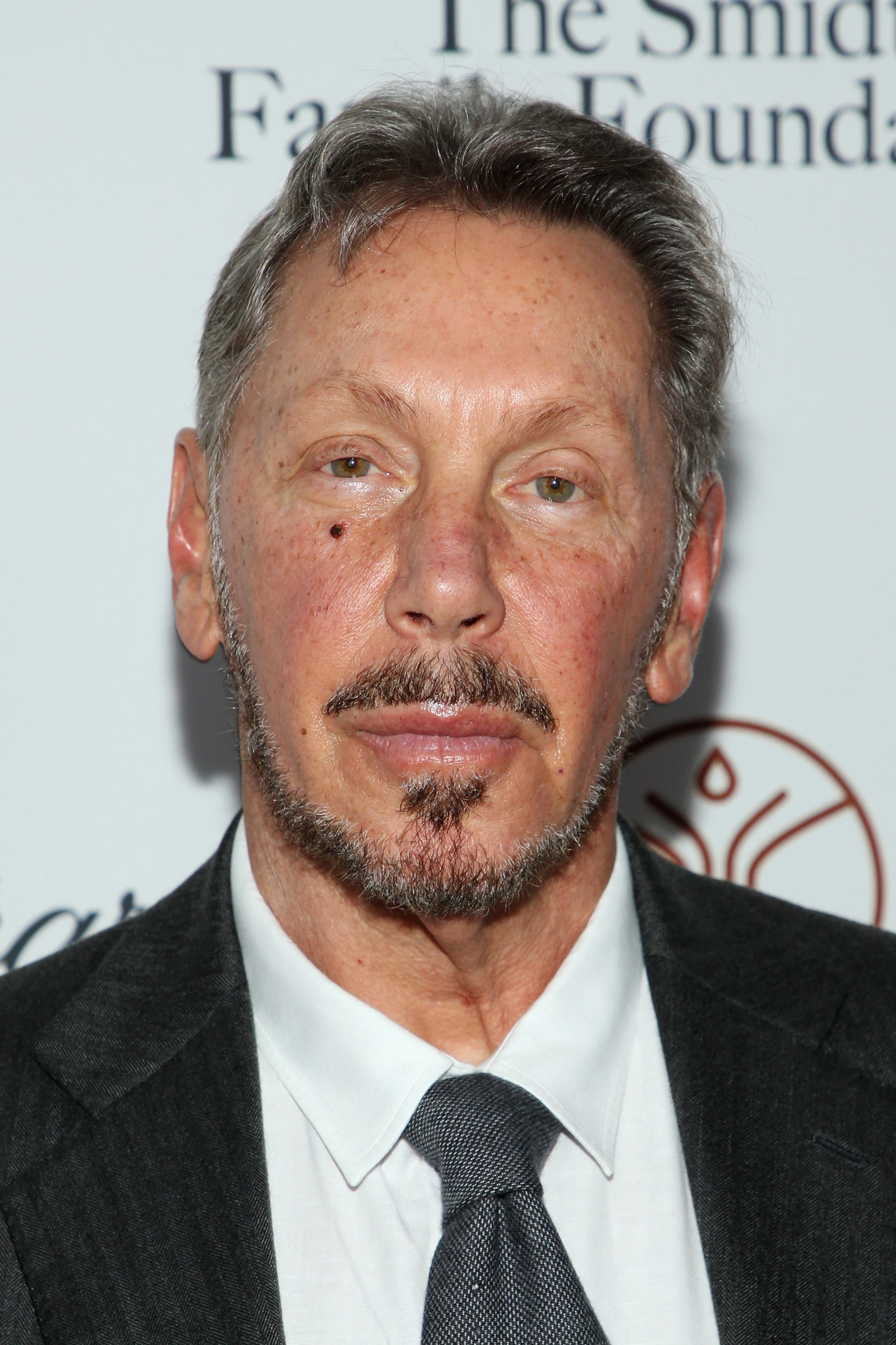 Larry Ellison attends the Rebels With A Cause Gala 2019 at Lawrence J Ellison Institute for Transformative Medicine of USC on October 24, 2019 in Los Angeles, California. (File photo: AFP)