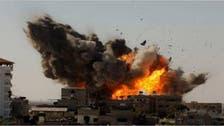 اسرائیلی فوج کا رات گئے غزہ پر فضائی حملہ، حماس کے ٹھکانے کو نشانہ بنانے کا دعویٰ