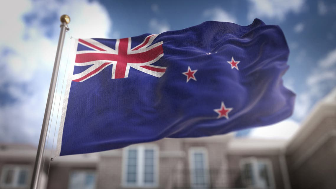A photo of New Zealand's flag. (iStock)