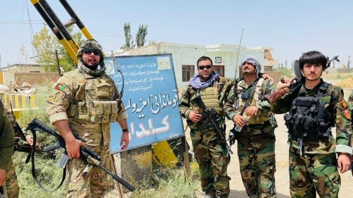 افغانستان؛ ولسوالی کلدار بلخ به کنترل دولت درآمد