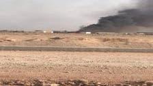 عراق: الحشد ملیشیا سے منسلک گروپ کے گودام میں دھماکا، تین جنگجو زخمی