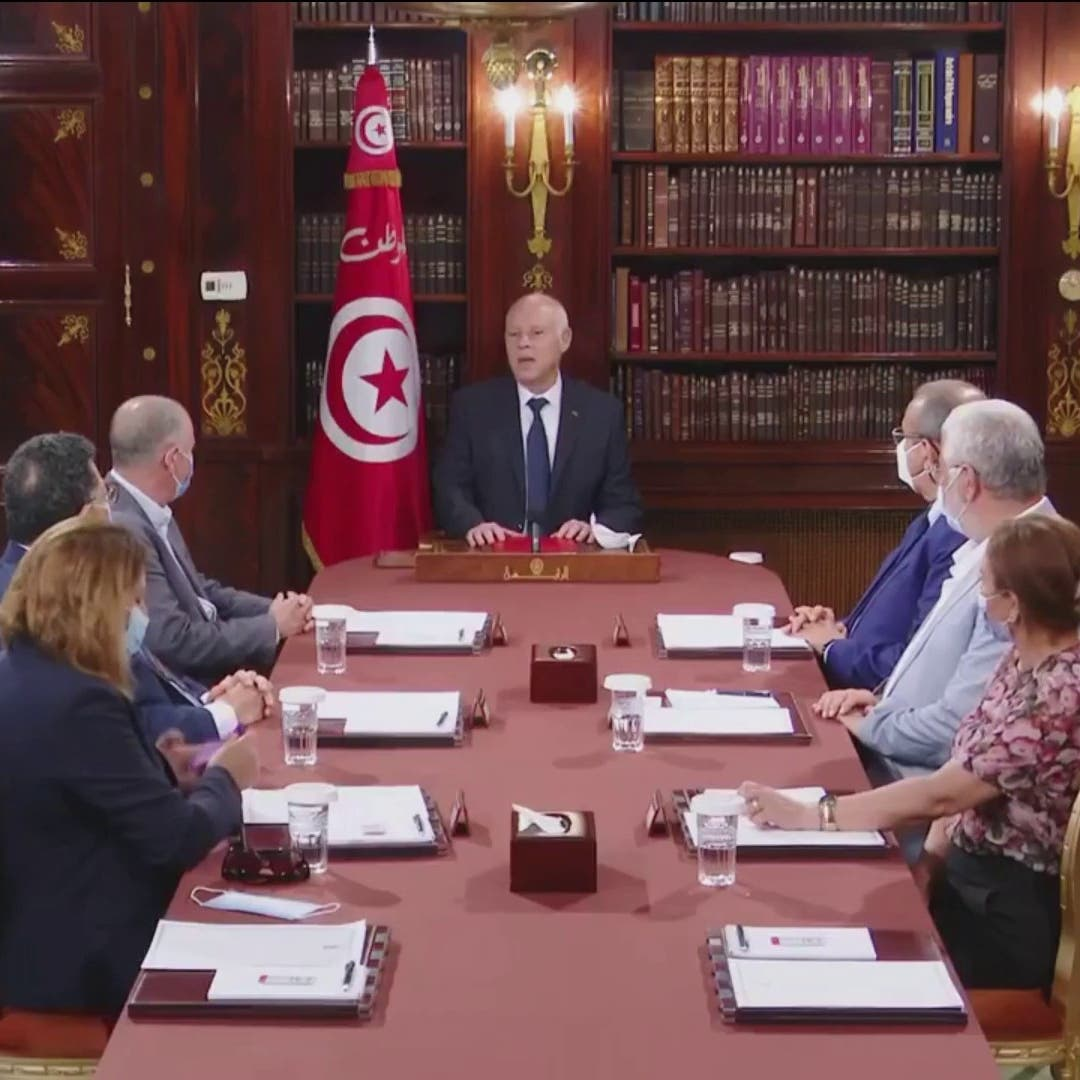 Tunisia's Kais Saied responds to coup claims: 'Revise your constitutional lessons'